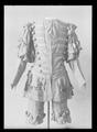 Jacka till teaterdräkt, Watteau-kostym, 1600-talets slut - Livrustkammaren - 61216.tif
