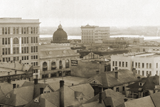 Jacksonville in 1909