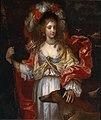 Jacob Huysmans (c.1633-1696) - Portrait of a Lady, as Diana - T00901 - Tate.jpg