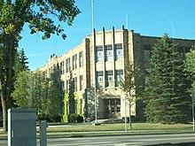 High schools[edit]. Stevens Point ...