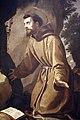Jacopo da empoli, san francesco in orazione, 1599, 04.jpg