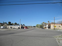 Central Jacumba on Old Highway 80