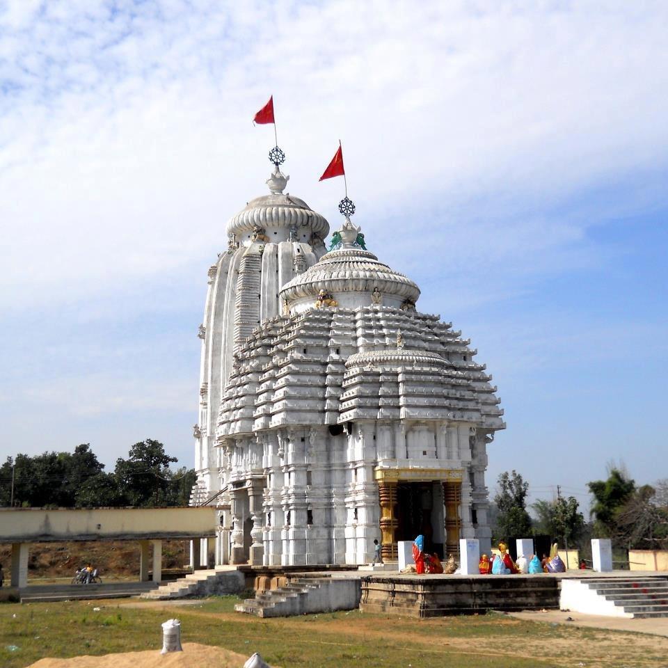 Jaganath tample chirimiri