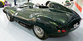 Jaguar D-Type rear-left Heritage Motor Centre, Gaydon.jpg