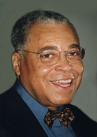 James Earl Jones - Jones in 2001