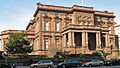 James Cair Flood Mansion (Pacific-Union Club), 1000 California St., San Francisco. Photographed from south side of California St. between Taylor St. and Mason St.
