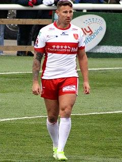 Jamie Ellis English rugby league footballer