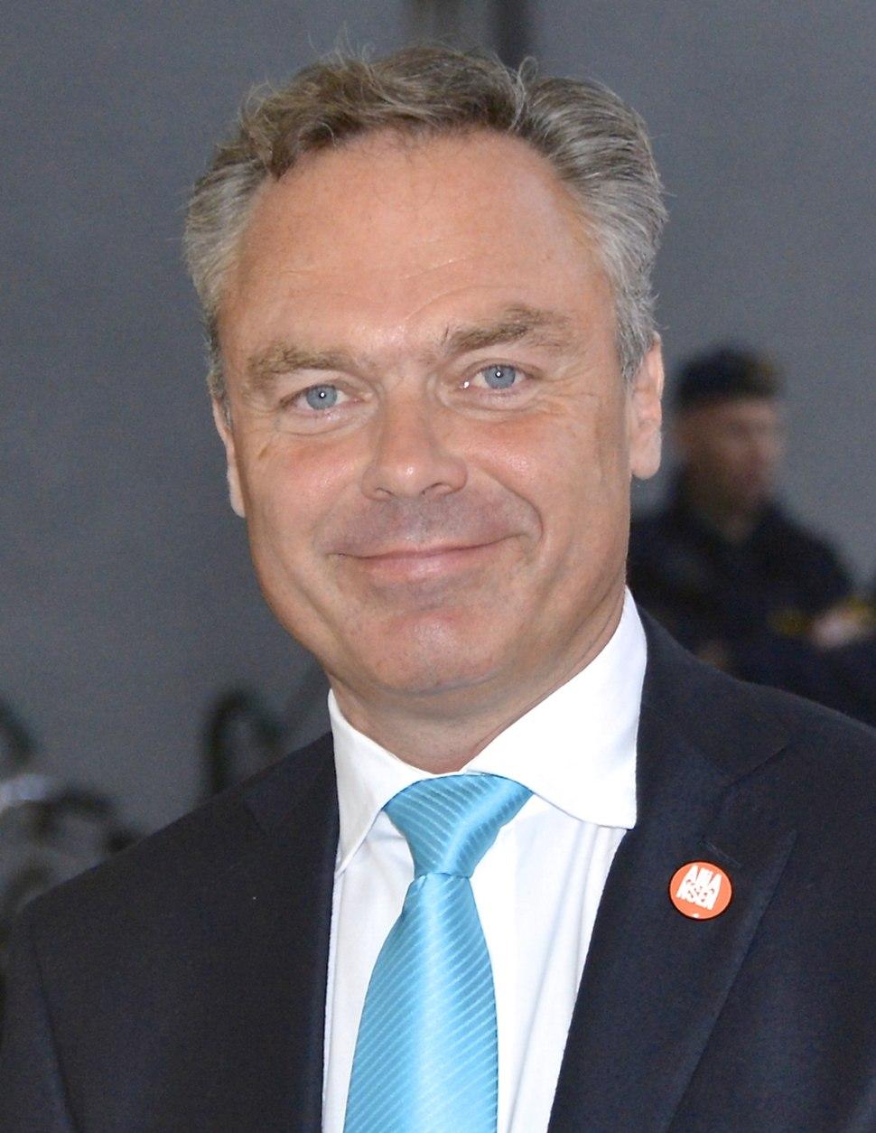Jan Björklund in Sept 2014