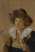 Jan Miense Molenaer - Boy smoking a pipe - Taste.jpg