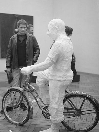 George Segal (artist) - Segal's work in Amsterdam (1964)