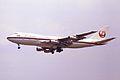 Japan Air Lines Boeing 747-246B (JA8162 581 22991) (8276881426).jpg