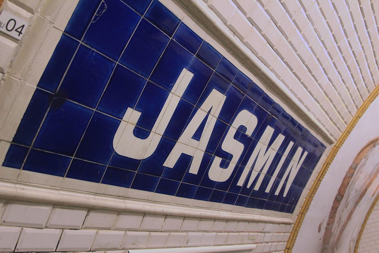 file jasmin m tro paris faience nom par cramos jpg wikimedia commons. Black Bedroom Furniture Sets. Home Design Ideas