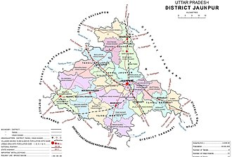 Jaunpur district - Image: Jaunpur