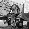 Jayne Mansfield vertrekt per helicopter naar Rotterdam, Bestanddeelnr 909-0255.jpg