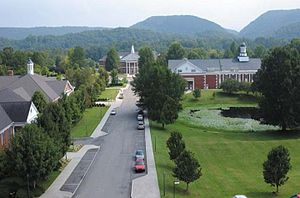 Johnson University - Image: Jbccampus 2002