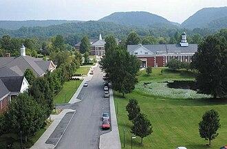 Johnson University - Image: Jbccampus 2002