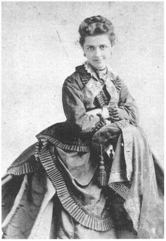 Jeannette Thurber - Image: Jeannette Thurber as a young woman