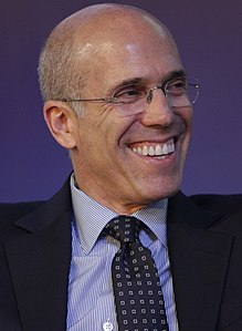 Jeffrey Katzenberg, World Travel & Tourism Council, Global Summit 2014-1 (cropped).jpg
