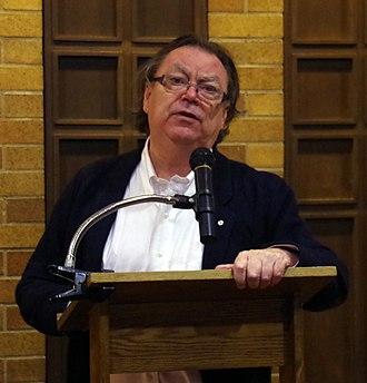 Jeffrey Spalding - Jeffrey Spalding speaking at an event in Toronto, 2017.