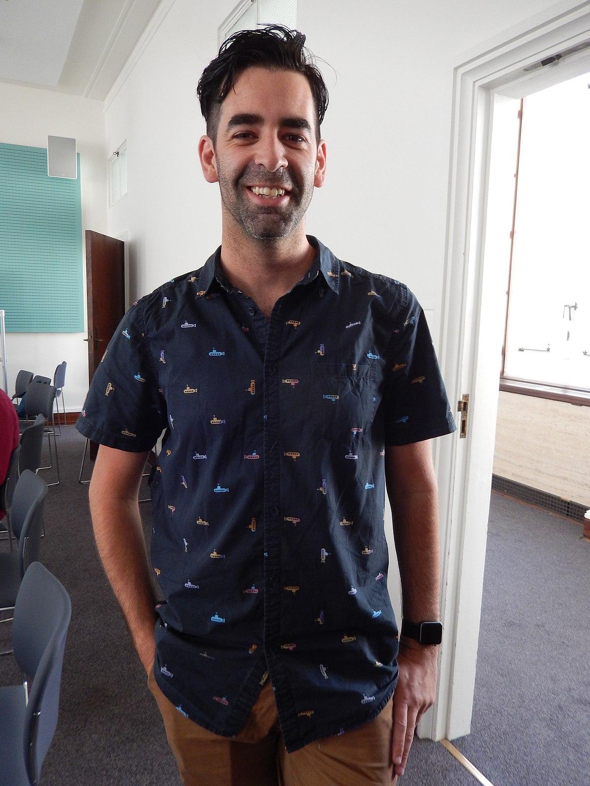 Jeremy Burge - Wikipedia