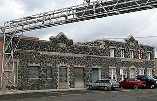 Jerome Cooperative Creamery United States historic place