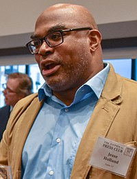 Jesse Holland at the National Press Club Book Fair (45650593212) (cropped).jpg