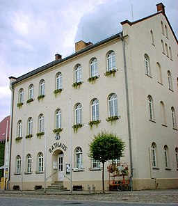 Jessen town hall