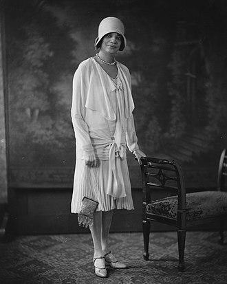 Jessie De Priest tea at the White House - Image: Jessie De Priest