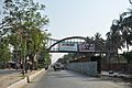 Jheel Meel Footbridge - Salt Lake Bypass - Kolkata 2013-04-10 7716.JPG