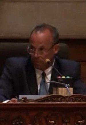 Jim Ardis - Image: Jim Ardis at city council meeting