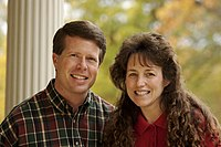 200px Jim Bob %26 Michelle Duggar Michelle Duggars got a new look