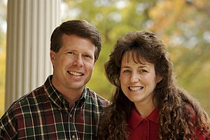 19 Kids and Counting - Jim Bob and Michelle Duggar
