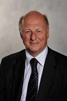 Jim Paice MP, Minister for Agriculture.jpg
