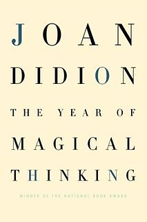 <i>The Year of Magical Thinking</i> book