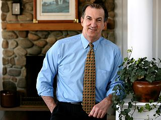 Joe Malone (politician) American businessman and former Massachusetts State Treasurer