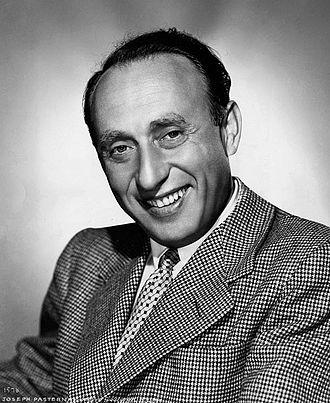 Joe Pasternak - Pasternak in 1957