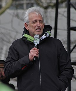 Joe Roth at Sounders Victory Rally, 2016.jpg