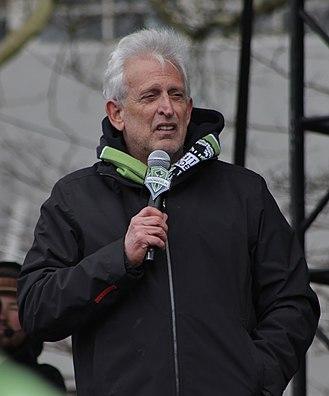 Joe Roth - Image: Joe Roth at Sounders Victory Rally, 2016