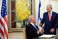 Joe and Jill Biden visit Israel, March 2010 01.jpg