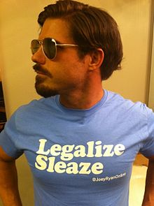 alt=Description de l'image Joey Ryan Legalize Sleaze.jpg.