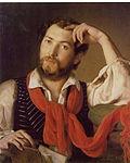 Johann Baptist Reiter, Selbstbildnis.jpg