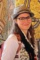 Johanna Janhonen Wikimania 2019 crop.jpg