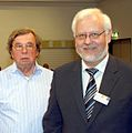 Johannes Ruecker Helmut Karasek LVHS2009.jpg
