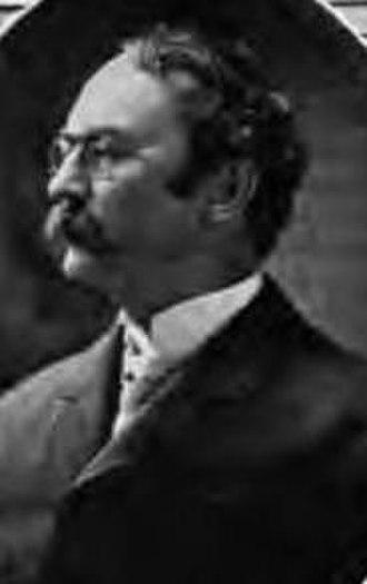 John T. McDonough - Image: John T Mc Donough