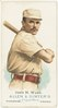 John M. Ward, New York Giants, baseball card portrait LCCN2007678538.tif