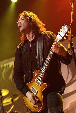 John Norum - Norum performing in 2009