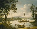 John Thomas Serres - The Thames at Shillingford.jpg