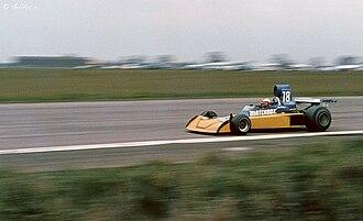 Surtees - Image: John Watson TS16