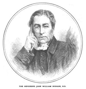 John Burgon - Image: John William Burgon 001