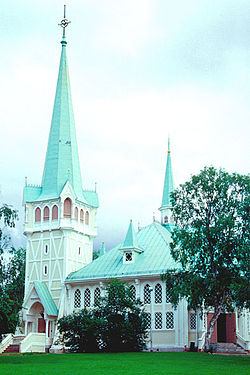Jokkmokk Church